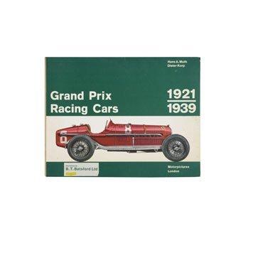2010: Grand Prix Racing Cars 1921-1939