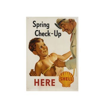2021: Shell Spring Check-Up