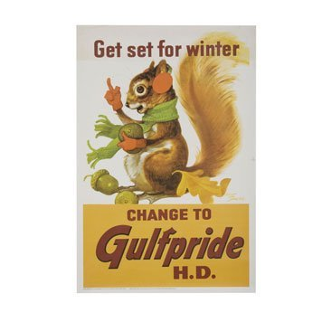 2022: Gulfpride H. D. Motor Oil