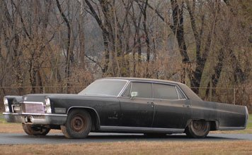 208: 1968 Cadillac  Fleetwood  Sixty-Special Brougham