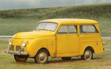 214: 1948 Crosley  Model CC Station Wagon