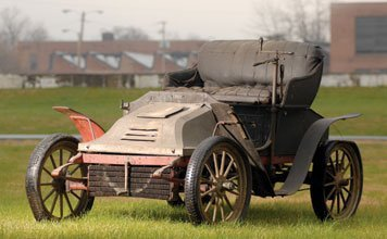 217: 1905 Autocar Type X Runabout