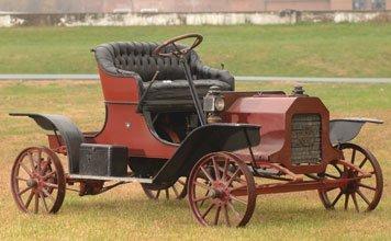 218: 1908 Reo  Model G Roadster