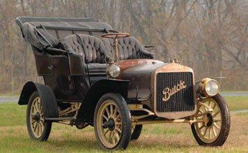 220: 1906 Buick Model F  5-Passenger Phaeton