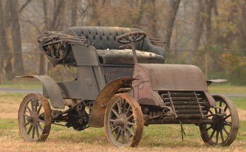 228: 1904 Cadillac Model A  Runabout