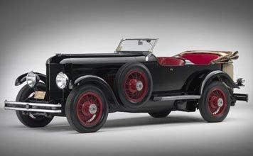 238: 1930 DuPont Model G Four-Passenger Le Mans Speedst