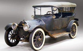 280: 1914 Haynes Model 27 50 HP Touring