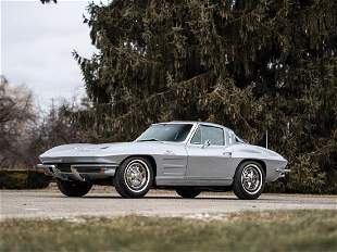 1963 Chevrolet Corvette Sting Ray 'Fuel-Injected'