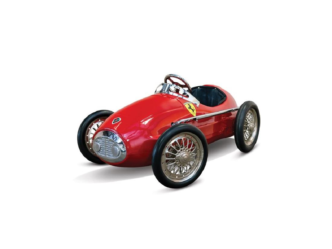 Ferrari Pedal Car by American Retro