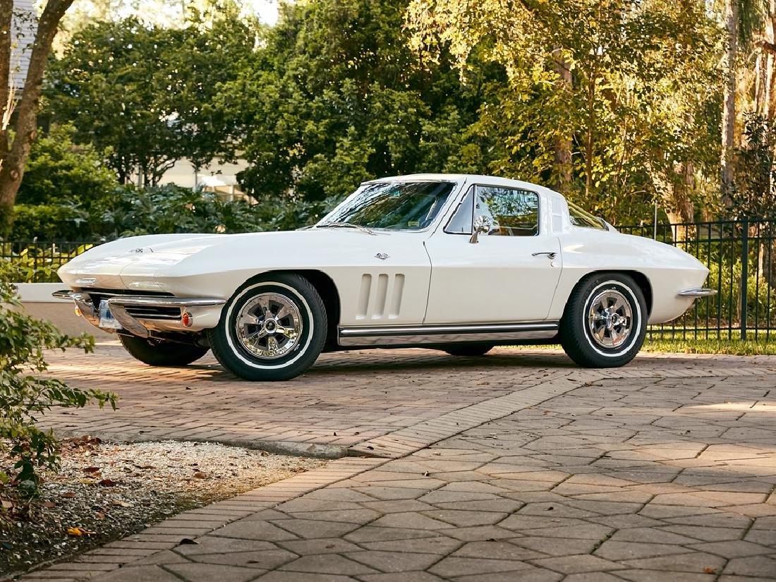 1965 Chevrolet Corvette Sting Ray Coupe