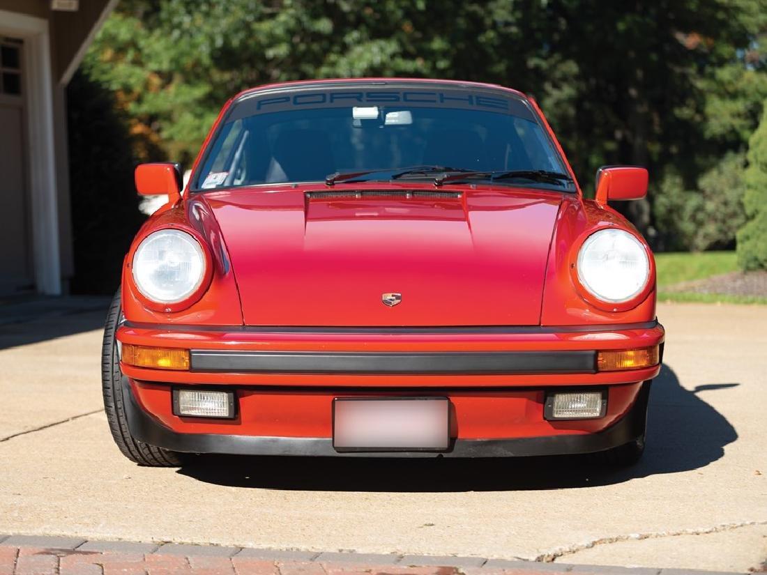 1988 Porsche 911 Carrera Coupe - 7