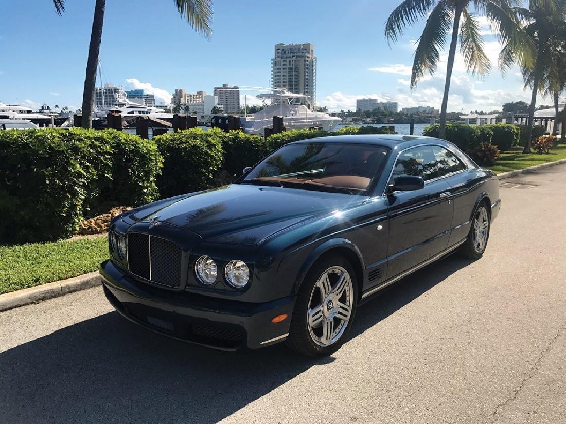 2009 Bentley Brooklands Coupe