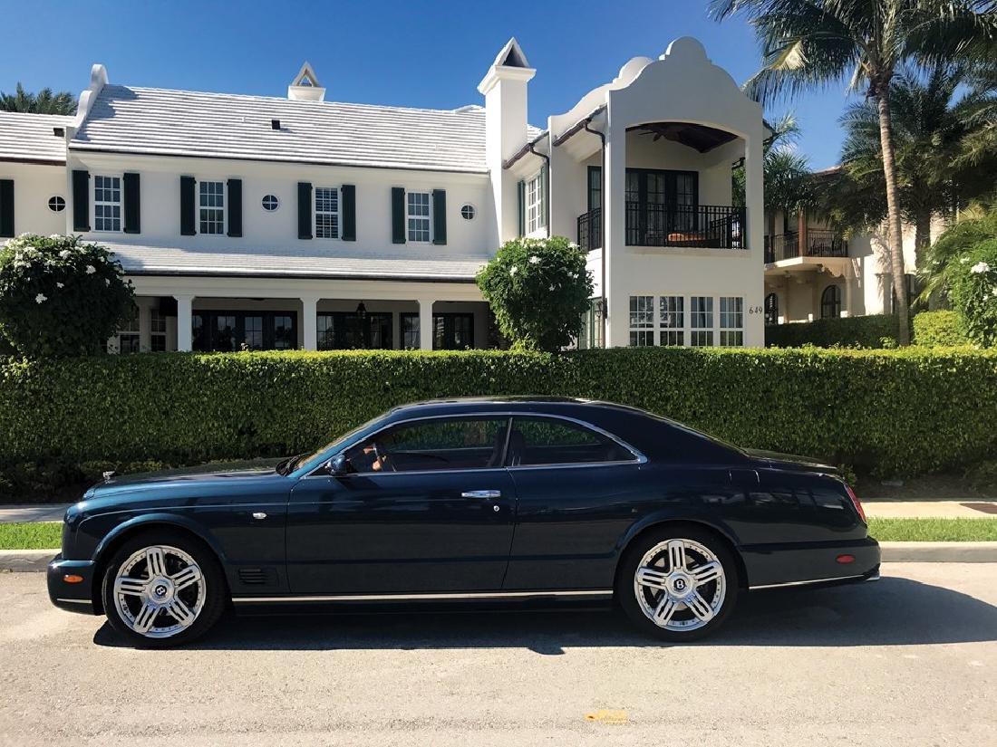2009 Bentley Brooklands Coupe - 4