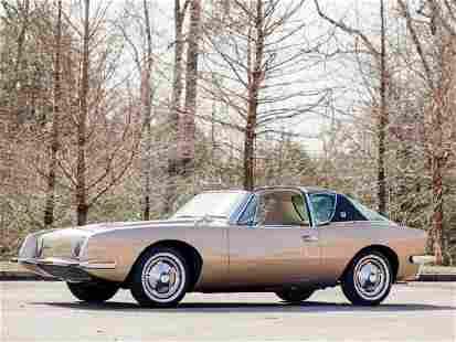 1963 Studebaker Avanti R2 'Supercharged'