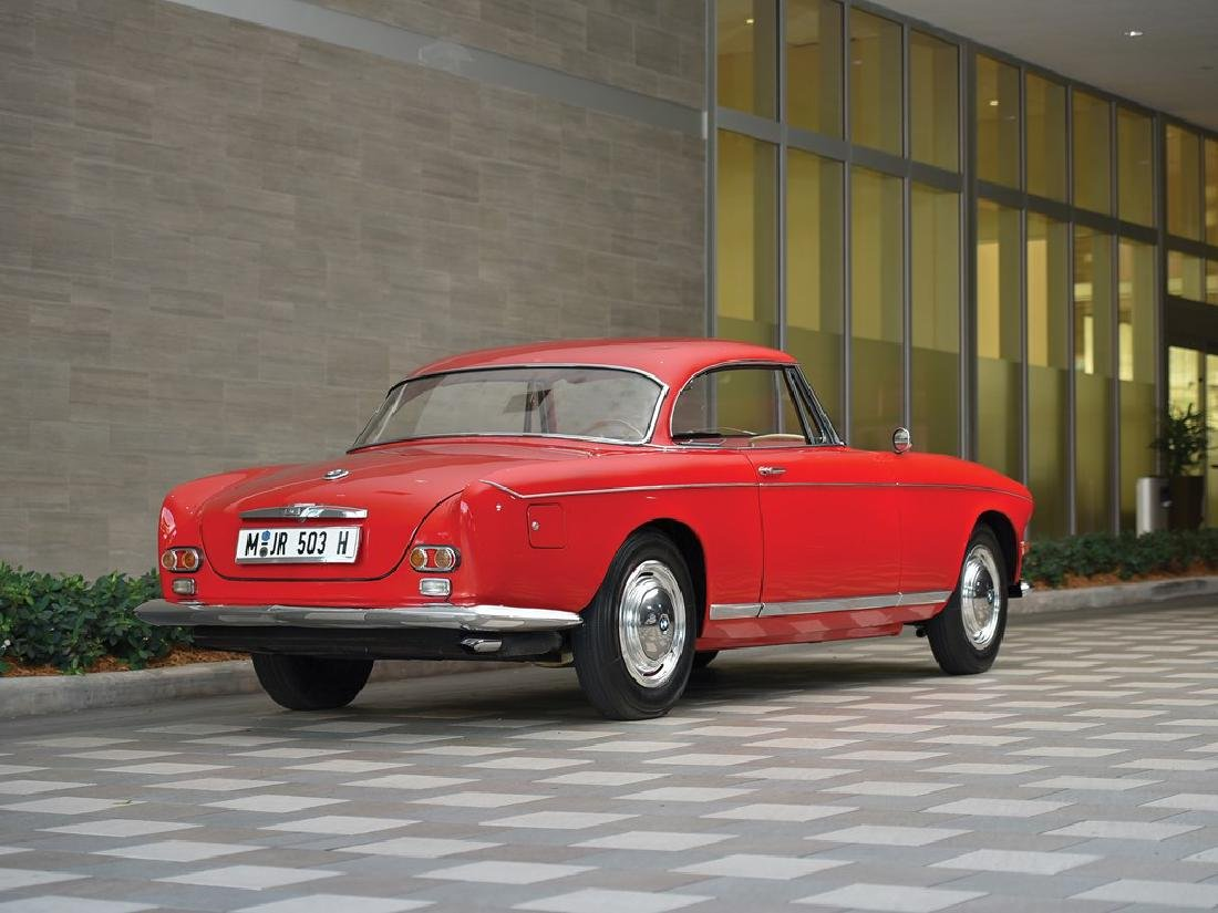 1957 BMW 503 Coupe - 2