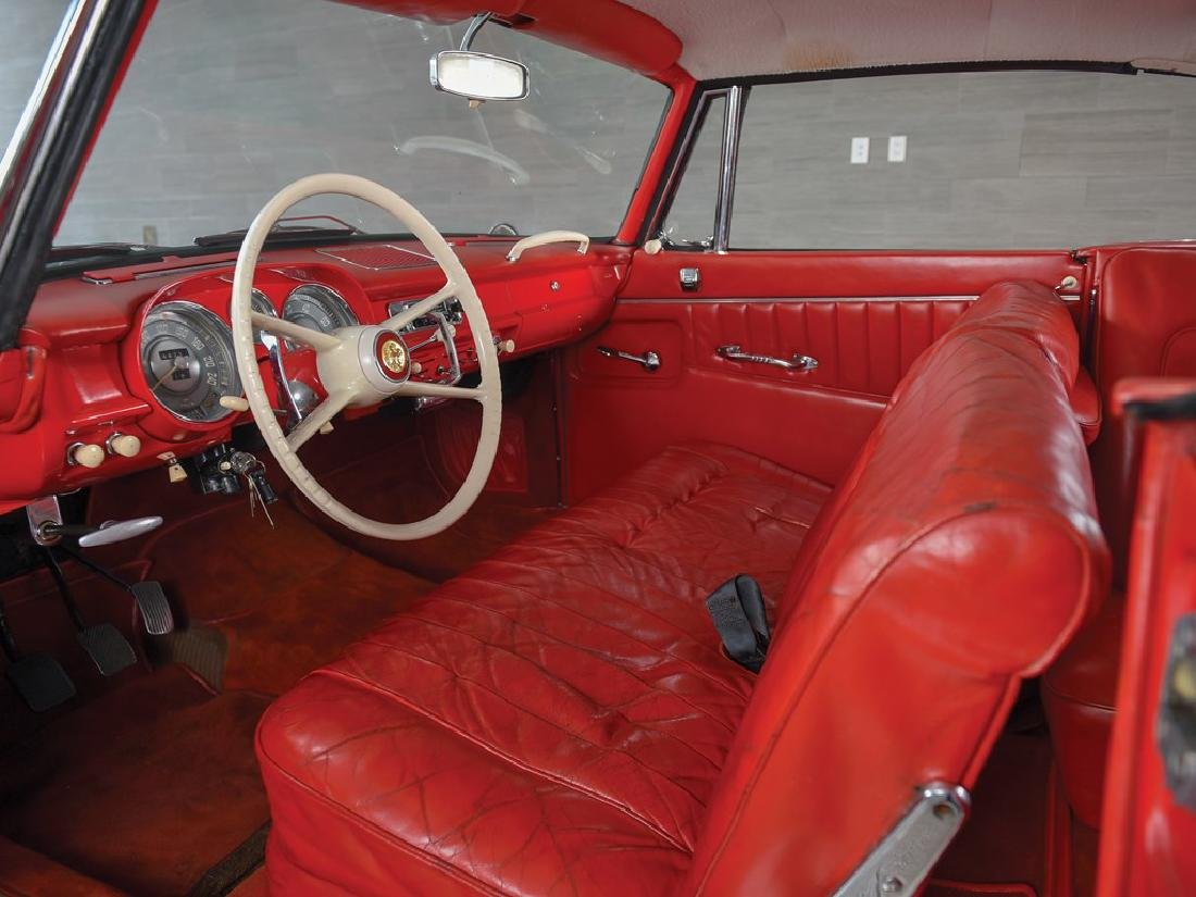 1957 BMW 503 Coupe - 4