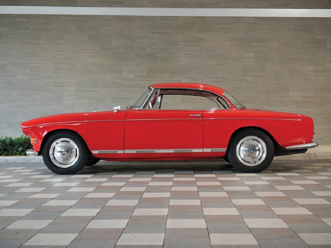 1957 BMW 503 Coupe - 5