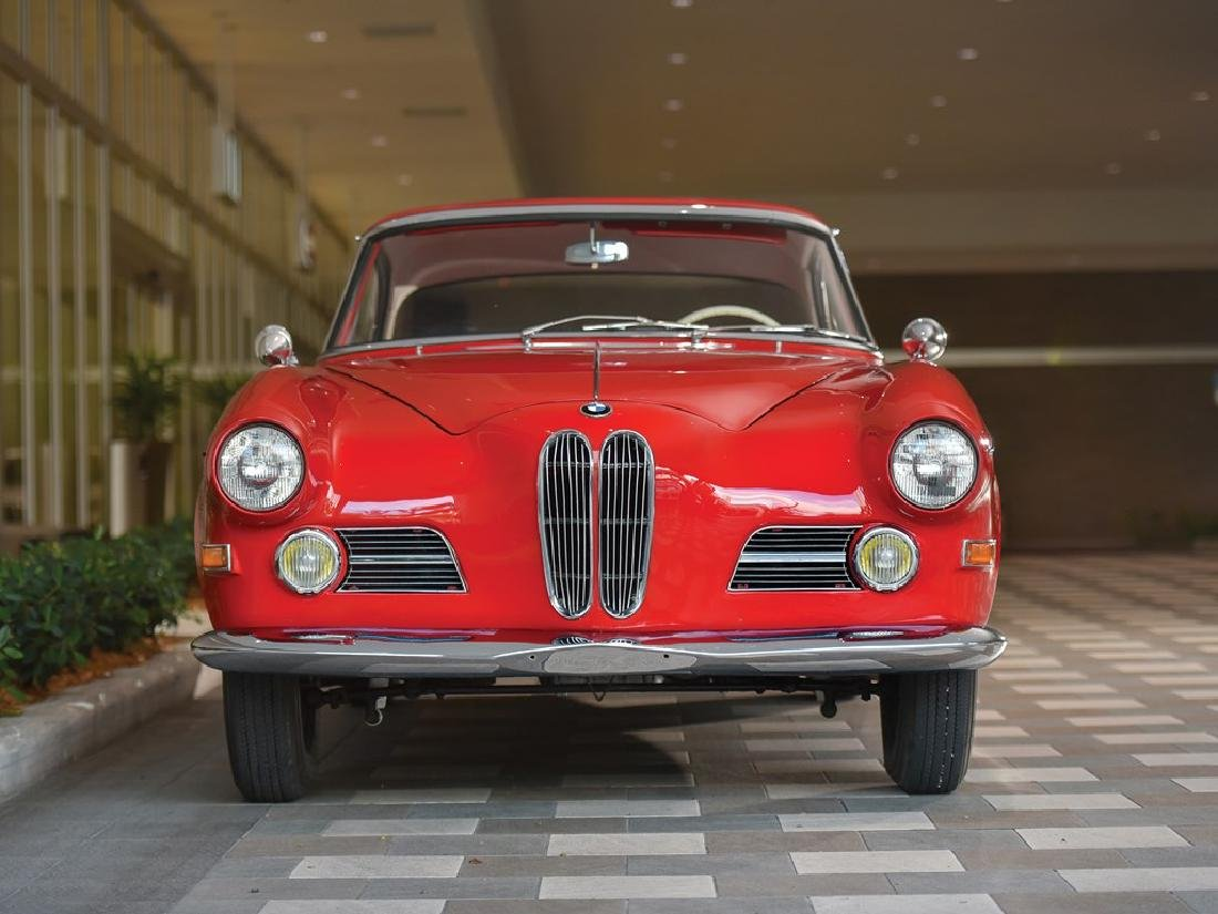 1957 BMW 503 Coupe - 7
