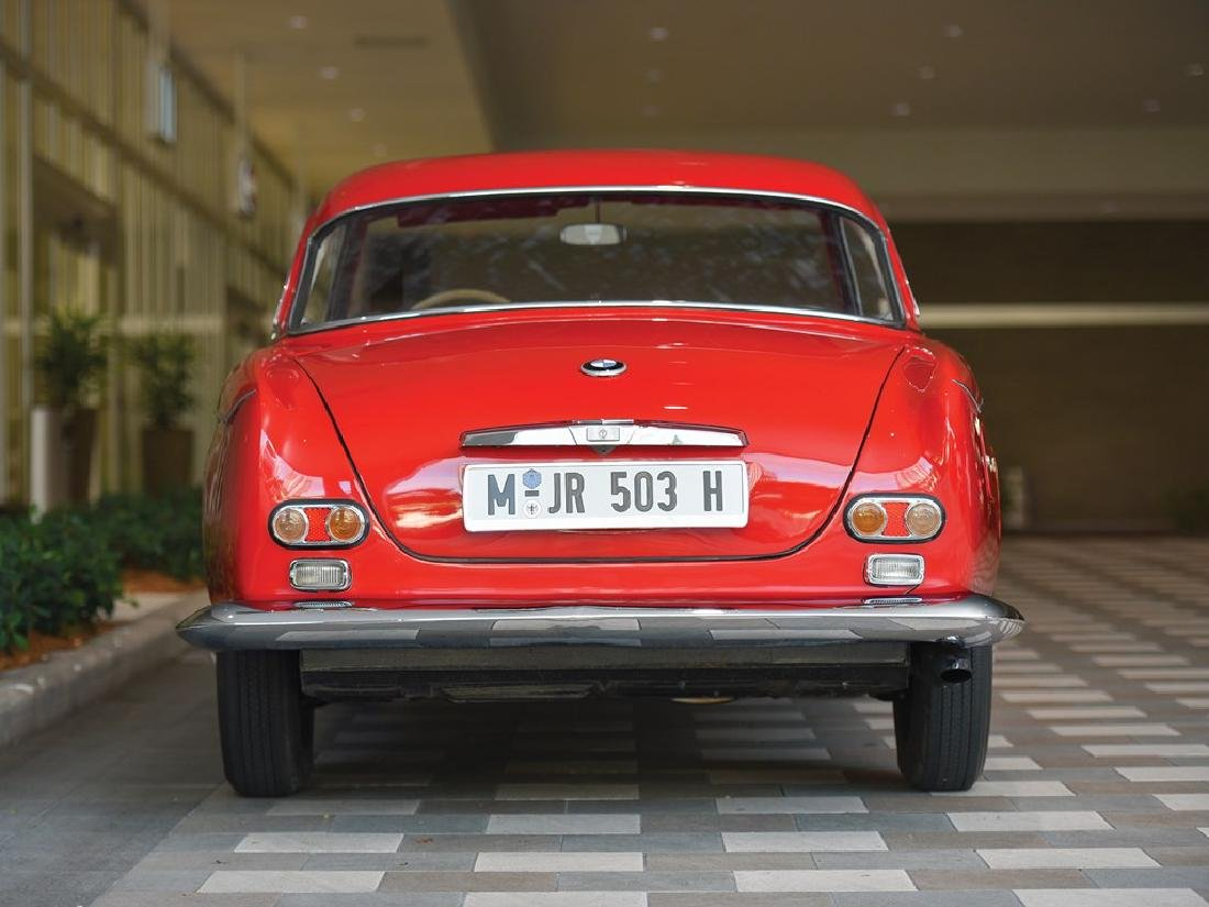 1957 BMW 503 Coupe - 8