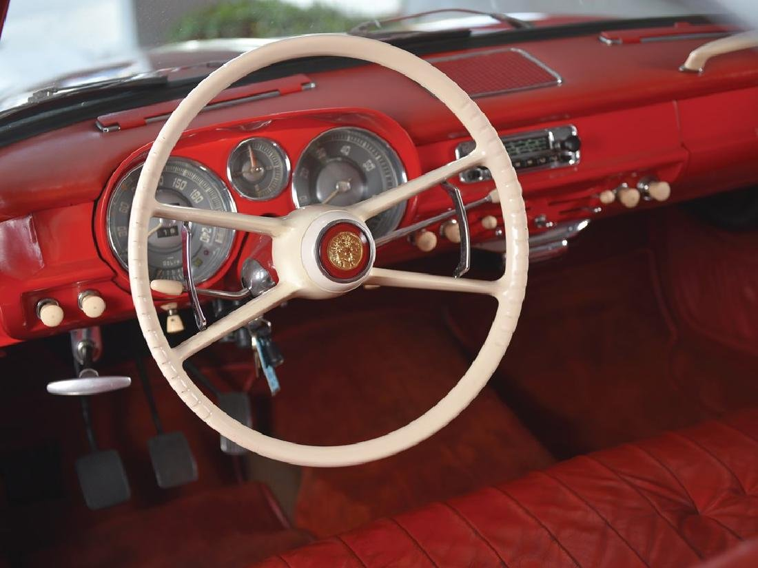 1957 BMW 503 Coupe - 9