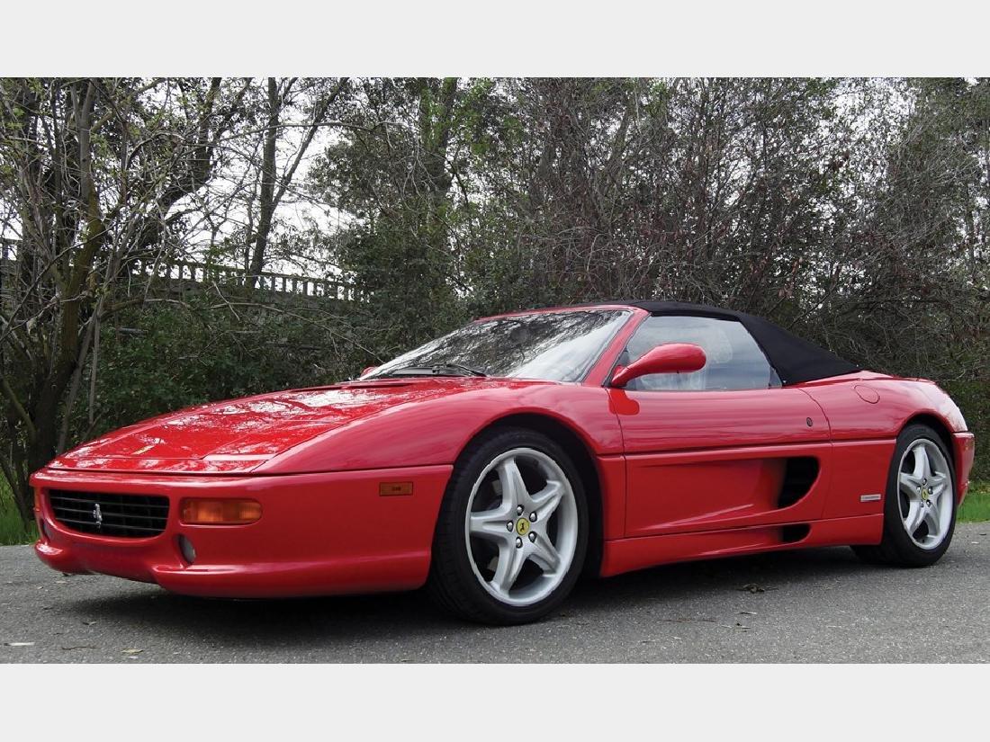 1997 Ferrari F355 Spider - 2