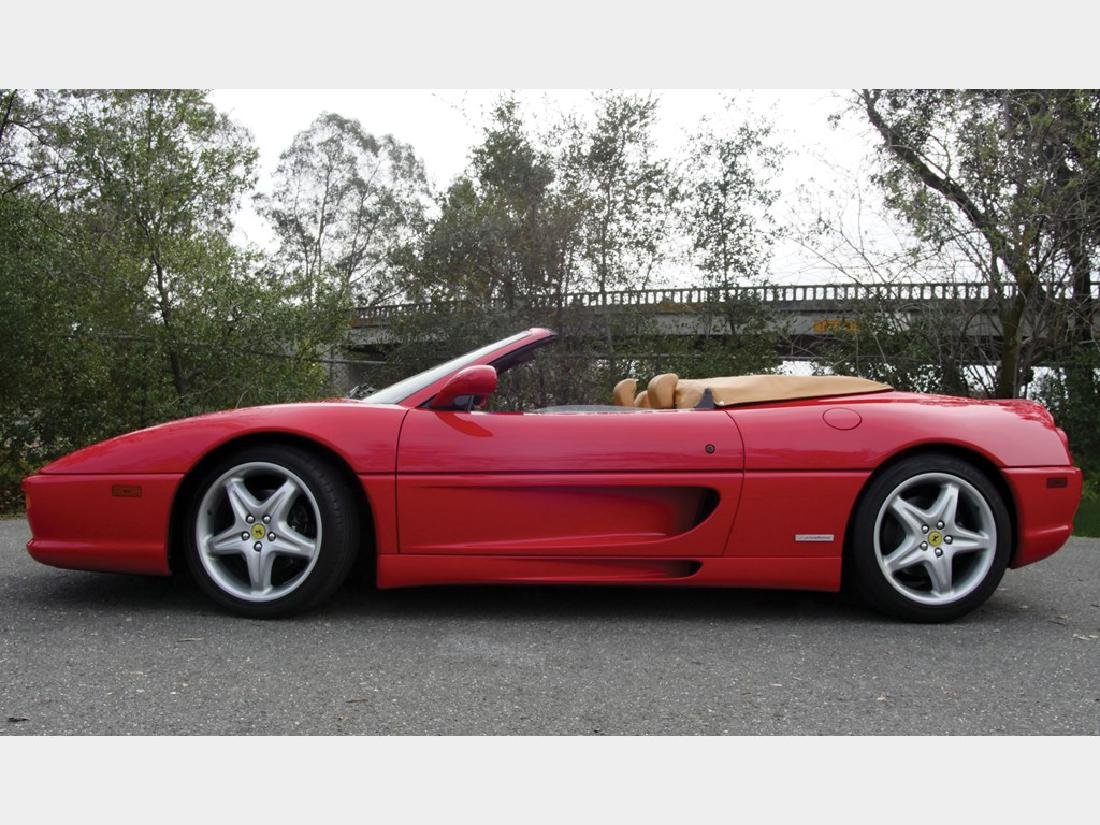 1997 Ferrari F355 Spider - 5