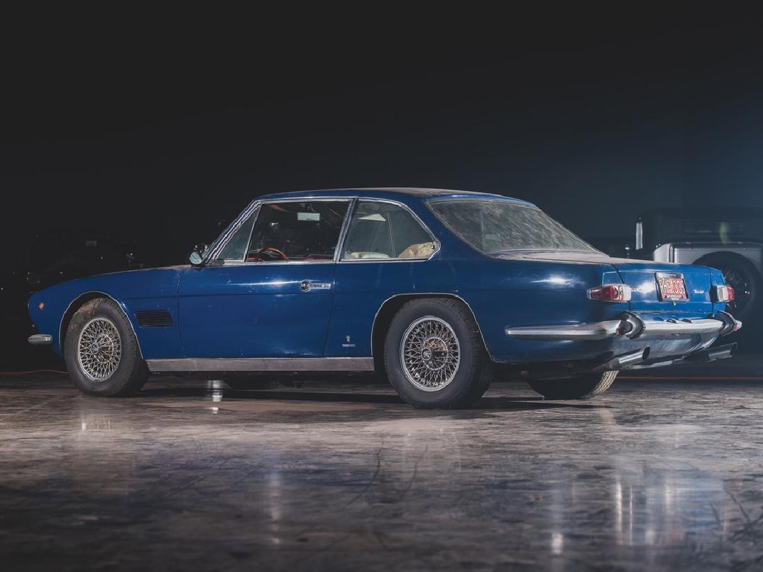 1970 Maserati Mexico 4.7 Coupe by Vignale - 2