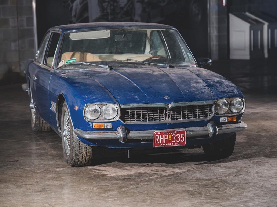 1970 Maserati Mexico 4.7 Coupe by Vignale - 3