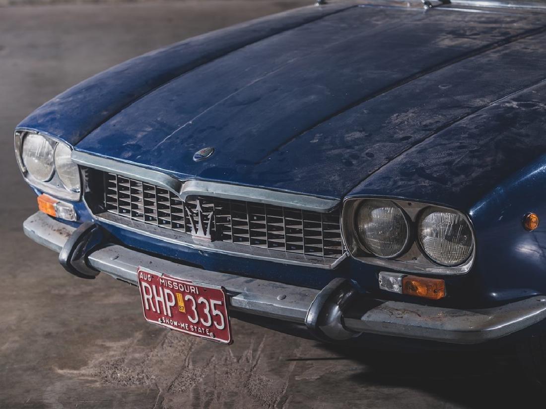 1970 Maserati Mexico 4.7 Coupe by Vignale - 4