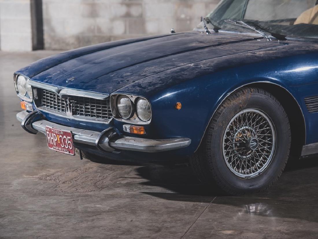 1970 Maserati Mexico 4.7 Coupe by Vignale - 5