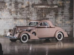 1937 Pierce-Arrow Eight Coupe