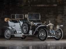 1909 Rolls-Royce 40/50 HP Silver Ghost Roi des Belges