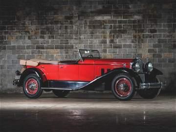 1930 Packard 734 Speedster Eight Phaeton