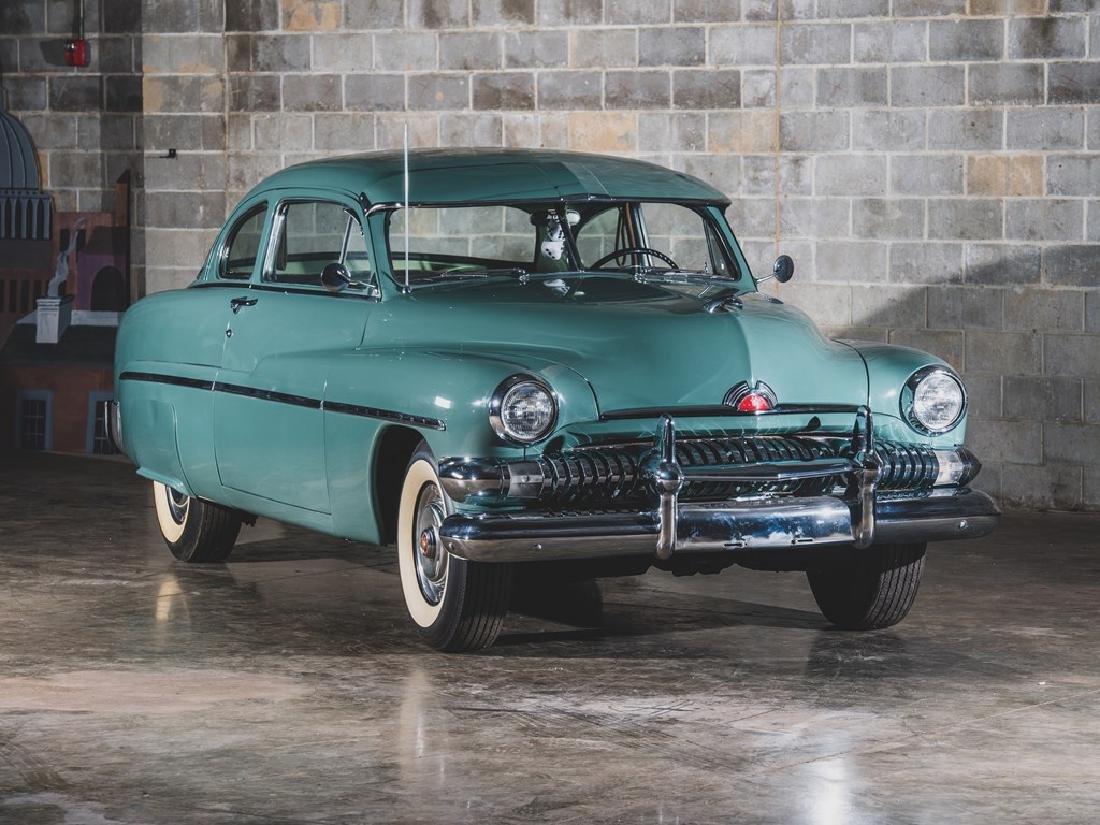 1951 Mercury Club Coupe - 5