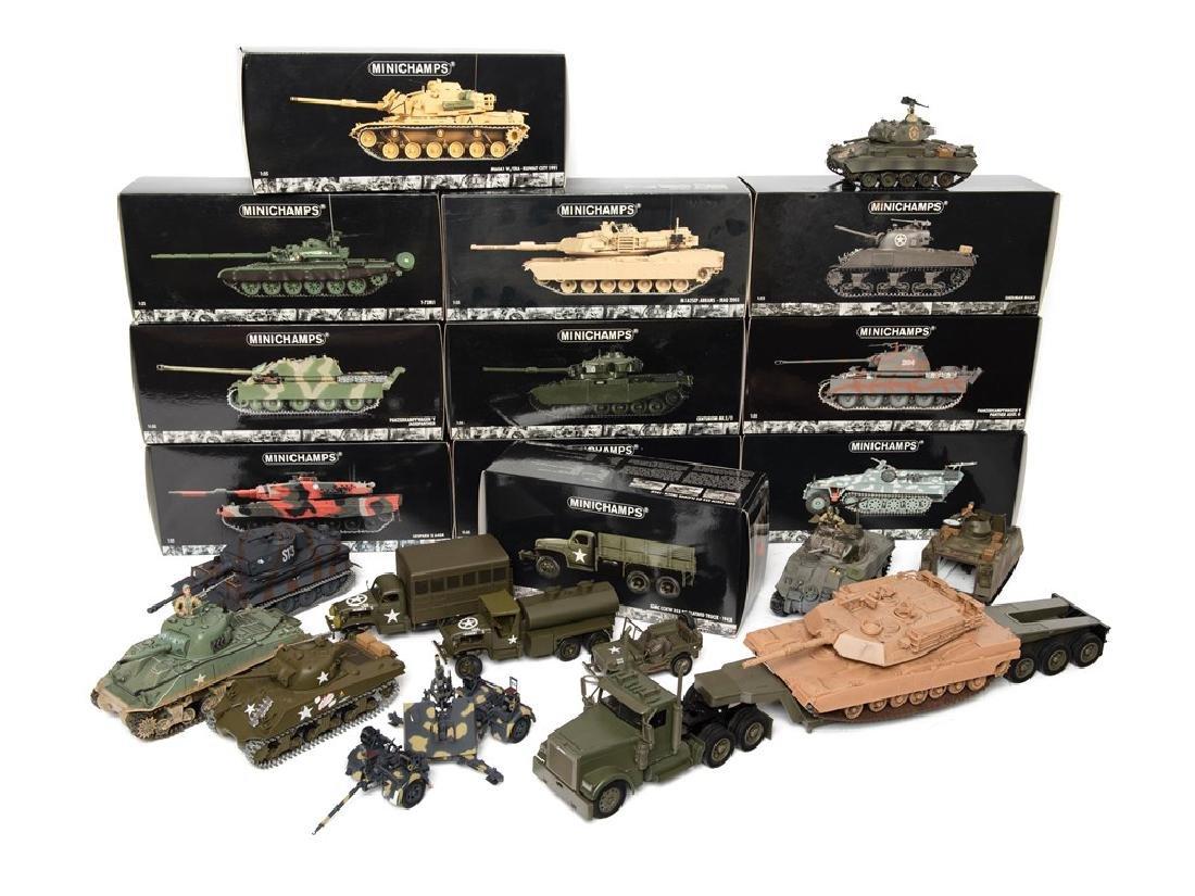 World War II Military Models
