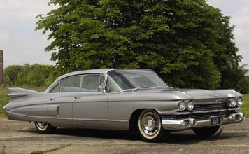 204: 1959 Cadillac Fleetwood Sixty Special