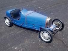 Baby Bugatti 'Type 52', c. 1929