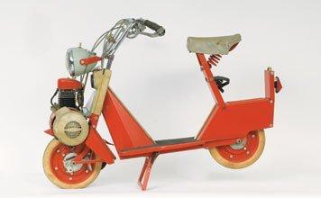 701: 1972 Solex Scooter