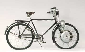 704: 1953 Adler Bicycle with Nordap Engine