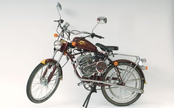 710: 2002 Whizzer Pacemaker II
