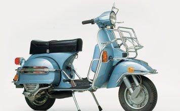 716: 1985 Vespa PK Series