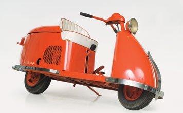 718: 1948 Salsbury Scooter