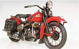 746: 1941 Harley-Davidson WL
