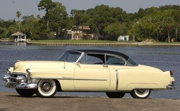 860: 1953 Cadillac Coupe DeVille