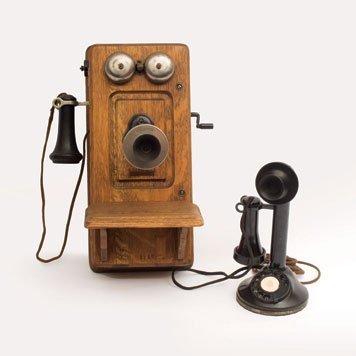 110: Period Telephones