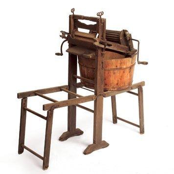 118: Vintage Washing Machine