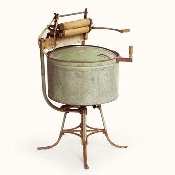 123: Vintage Washing Machine