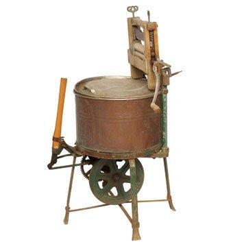 124: Vintage Washing Machine
