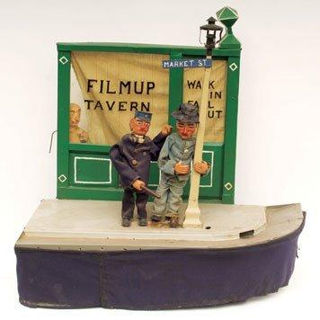 533: Filmup Tavern Novelty Display