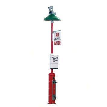 623: Service Station Island Light Air Meter